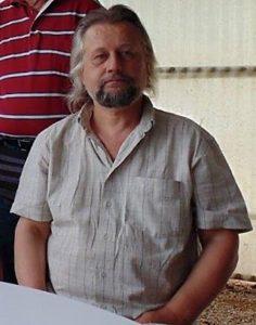 Ο Θόδωρος Αρβανίτης, μέλος του ΔΣ του Συ.Β.Α.Α.