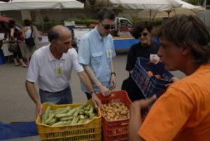 Καλύπτονται πλήρως οι ανάγκες του ιδρύματος σε φρούτα και λαχανικά και σε έναν μεγάλο βαθμό στα υπόλοιπα προϊόντα.