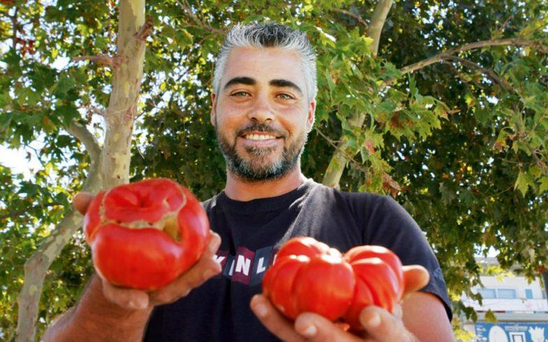 Μαΐστρος Καραμπάσης: «Δεν μπορώ να περιγράψω τη χαρά μου την ώρα της συγκομιδής»