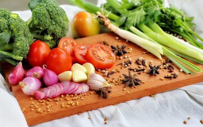 Έχει σημασία το χρώμα της τροφής σας;